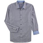 Tasso Elba Mens Classic Plaid Button Up Shirt