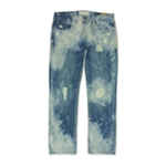 Ecko Unltd. Mens Chaos Wash Destroyed Slim Fit Jeans