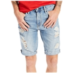 Levi's Mens Slim-Fit Cutoff Casual Denim Shorts