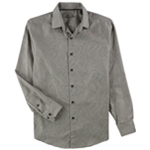 Tasso Elba Mens Marcus Paisley Button Up Shirt