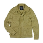 Ecko Unltd. Mens Mastery Military Jacket