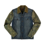 Ecko Unltd. Mens Denim Jean Jacket