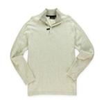 Tasso Elba Mens Quarter Zip Pullover Sweater