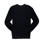Tasso Elba Mens Chunky Pullover Sweater