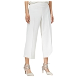 bar III Womens Wide-Leg Cropped Gaucho Dress Pants