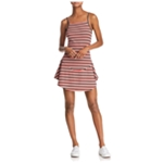 The Fifth Label Womens Striped Fit & Flare Dress