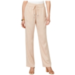 bar III Womens Ruched Casual Trousers