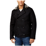 Calvin Klein Mens Double-Breasted Jacket