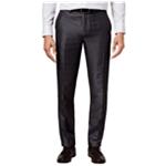 Calvin Klein Mens Slim Fit Mirco-Herringbone Casual Trousers