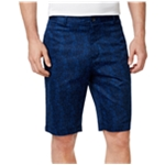 Calvin Klein Mens Texture Print Casual Walking Shorts