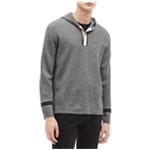 Calvin Klein Mens European Yarn Hoodie Sweatshirt