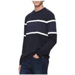 Calvin Klein Mens Colorblocked Sweatshirt