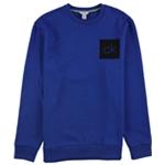 Calvin Klein Mens Soft Touch Logo Sweatshirt