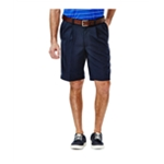 Haggar Mens Cool 18 Athletic Walking Shorts