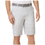 Greg Norman Mens Space Dyed Casual Walking Shorts