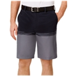 Greg Norman Mens Colorblock Casual Walking Shorts