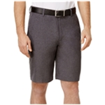 Greg Norman Mens Heathered Casual Walking Shorts