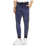 California Waves Mens Velour Athletic Jogger Pants