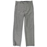 Alfani Mens Slim-Fit Sharkskin Casual Trousers