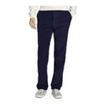 IZOD Mens Weekend Straight Fit Casual Trousers