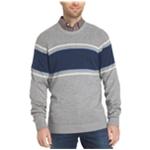 IZOD Mens Striped Knit Sweater