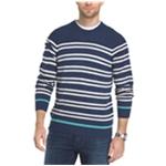 IZOD Mens Stripe Pullover Sweater
