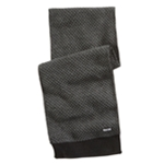 Kenneth Cole Mens Pique Scarf