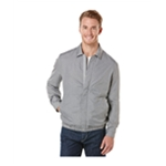 Perry Ellis Mens Nylon Bomber Jacket