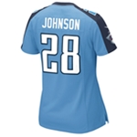 Nike Womens Chris Johnson Game Jersey