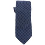 Bloomingdale's Mens Dot Self-tied Necktie