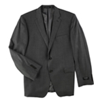 Ralph Lauren Mens Heathered Two Button Blazer Jacket