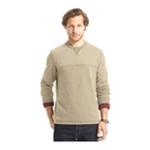 G.H. Bass & Co. Mens Sueded Fleece Sweatshirt