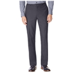Perry Ellis Mens Textured Dress Slacks