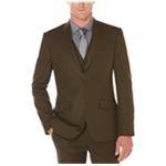 Perry Ellis Mens Slim-Fit Stretch Two Button Blazer Jacket
