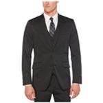 Perry Ellis Mens Techno Two Button Blazer Jacket