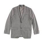 Perry Ellis Mens Twill Two Button Blazer Jacket