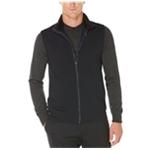 Perry Ellis Mens Textured Sweater Vest