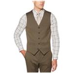 Perry Ellis Mens Raindrum Five Button Vest