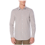 Perry Ellis Mens Edmundo Button Up Shirt
