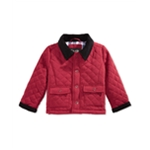 Only Kids Boys Barn Quilted Jacket