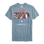 The Who Mens North America 1967 Graphic T-Shirt