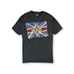 The Who Mens Flag Graphic T-Shirt