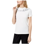 True Vintage Womens Love-Child Embellished T-Shirt