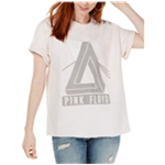 True Vintage Womens Pink Floyd Graphic T-Shirt