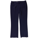 Anne Klein Womens Flat Front Dress Pant Trousers