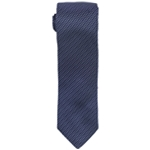Hugo Boss Mens Embroidered Self-tied Necktie