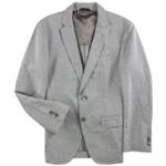 Hugo Boss Mens Linen Two Button Blazer Jacket