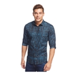 I-N-C Mens Stanley LS Button Up Shirt