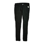 Ecko Unltd. Womens Military Cargo Straight Leg Casual Trousers