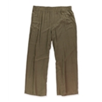 Style&co. Womens Geometric Wide Casual Trousers